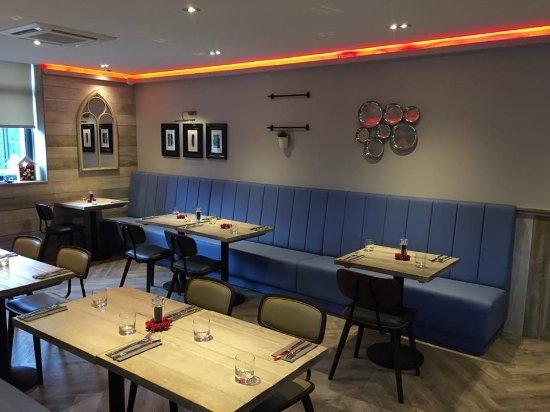 Alloa, UK: Restaurant 3