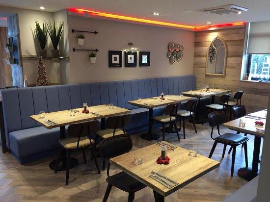 Alloa, UK: Restaurant 4