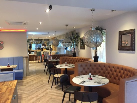 Alloa, UK: Restaurant 5