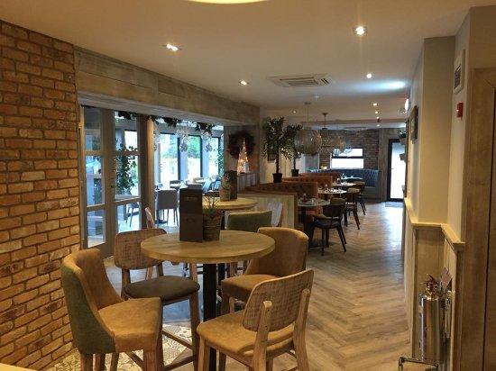 Alloa, UK: Restaurant 7