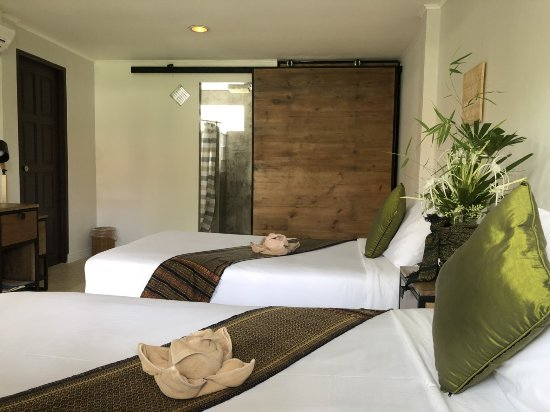 Sam Roi Yot, Thailand: Bungalow Bathroom