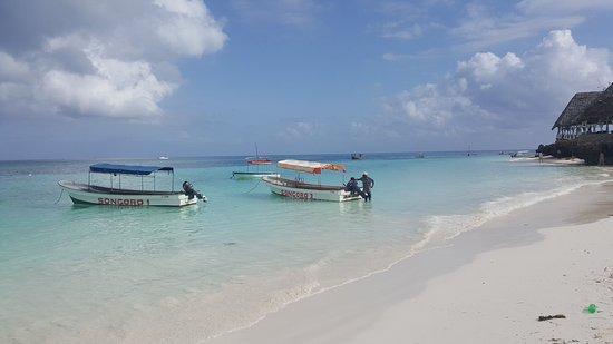Zanzibar City, تنزانيا: Nungwi Beach is one of the Amazing Beach in Zanzibar 