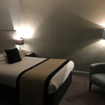 Mottram St. Andrew, UK: Smaller rooms