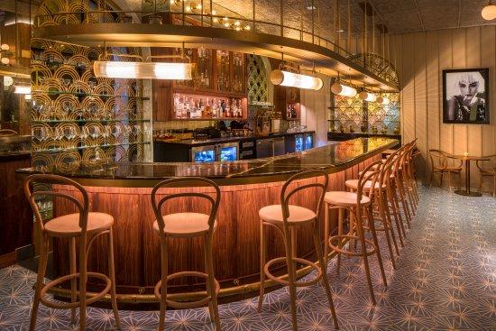 Hotel Bijou: Bar Picture