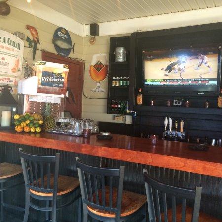 Montgomeryville, PA: Outside bar