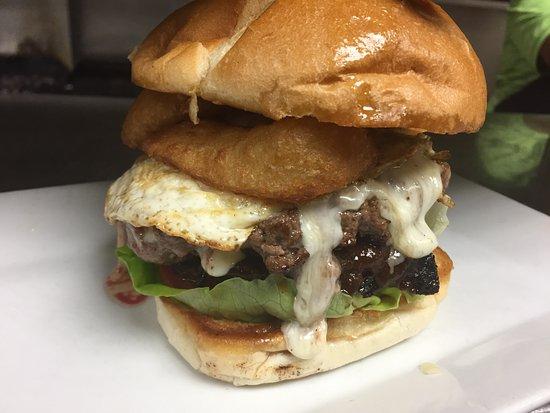 Montgomeryville, PA: Award winning burgers
