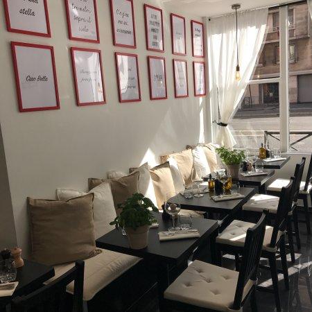 La Buca Paris Restaurant
