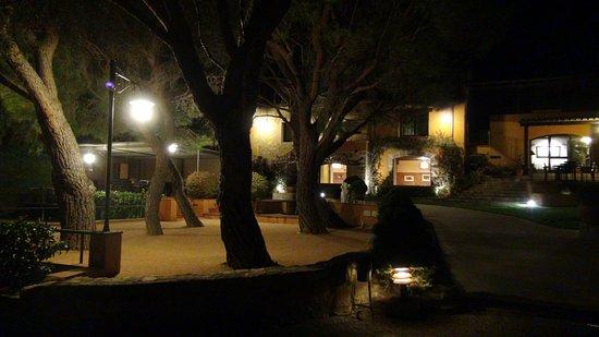 Hotel Can Xiquet: Entrée de l'hôtel
