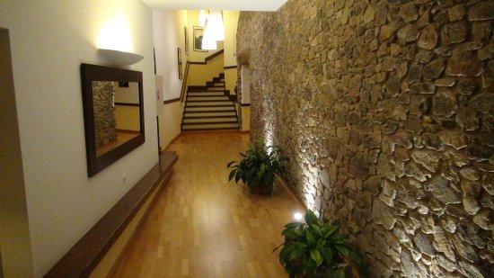 Hotel Can Xiquet: Couloir