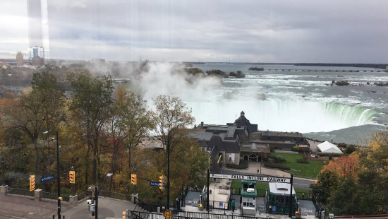 Niagra Falls With View Hotel Rooms