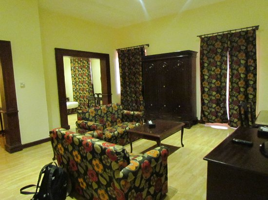 Grand Holiday Villa Hotel & Suites Khartoum : Suite