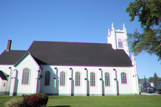 Saint Theresa's Church