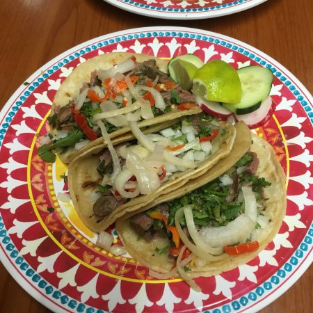 Hyattsville, MD: Steak taco