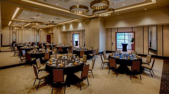 Ballroom Event Obr Zek Za Zen Hilton Garden Inn Virginia Beach Oceanfront Virginia Beach