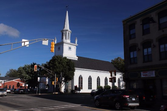 Antigonish, Canada: Right at the center of town