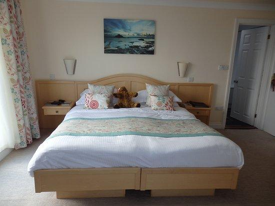 Hotel Penzance : Room 17 St Germoe