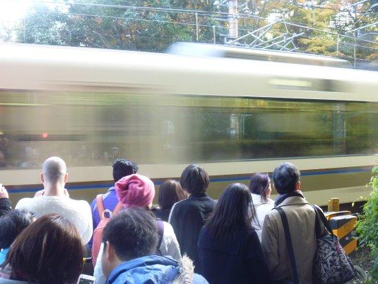 Nomiya Railway Crossing