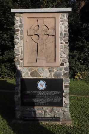 Antigonish, Kanada: All is explained on the Cairn