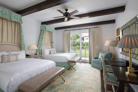 Sea Island, GA: Queen room at the Garden Wing at The Cloister