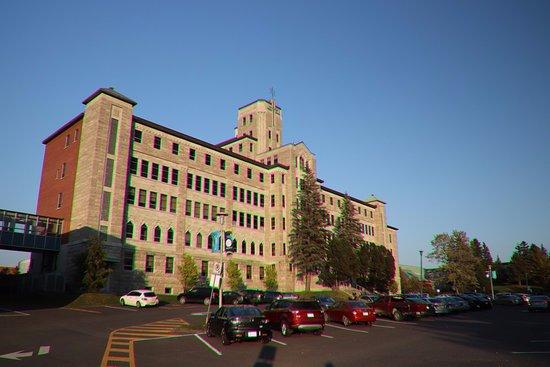 Universite de Moncton, Campus d'Edmondston