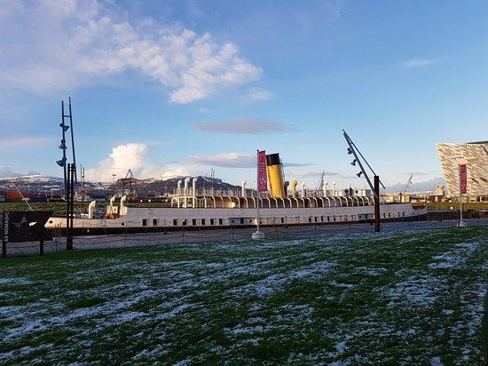 Premier Inn Belfast Titanic Quarter Hotel: 20171211_145209_large.jpg