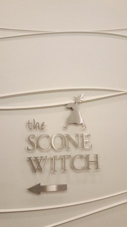 The Scone Witch Photo