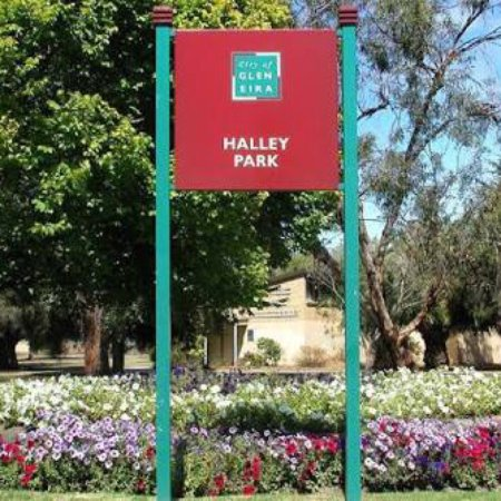 Bentleigh, أستراليا: Halley Park