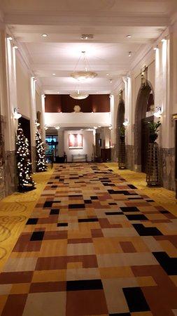 Prachtig hotel met een gunstige ligging t.o.v. het centrum van Brussel.