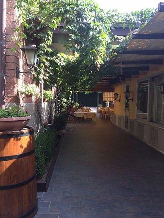 Pianoro, Italy: Veranda