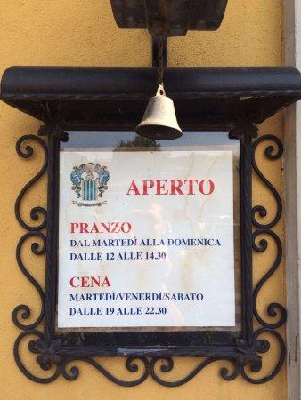 Pianoro, Italy: Ingresso
