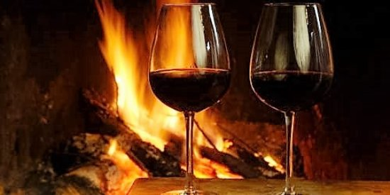 Ketchum, ID: Drinks by the fireplace? Don't mind we do!