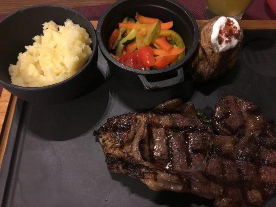 Excellence El Carmen Steak Dinner From One Of The Restaurants
