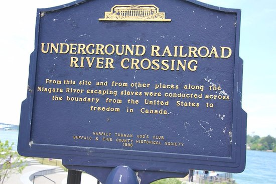 Buffalo, NY: The Underground Railroad River Crossing