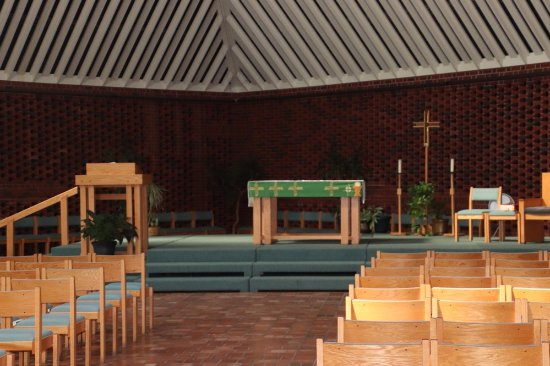 Glace Bay, Canada: The main chapel