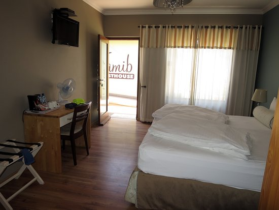 Namib Guesthouse: Standard room