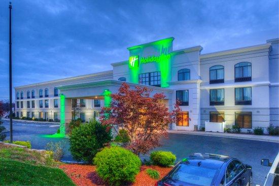 Belcamp, MD: Hotel Entrance
