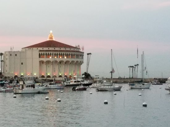 gambling casino on catalina island