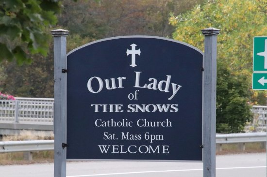 Franconia, Nueva Hampshire: Our Lady of the Snows Catholic Church