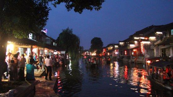 """Jiashan County, China: Das """"Venedig Chinas"""" zu viele Touristen"""