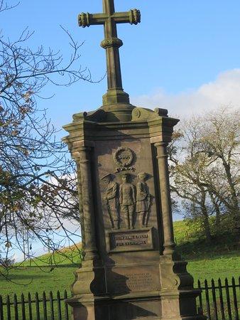 Kirkcaldy, UK: memorial
