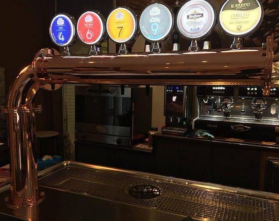 Galliate, Italien: il nostro ottimo impianto birra