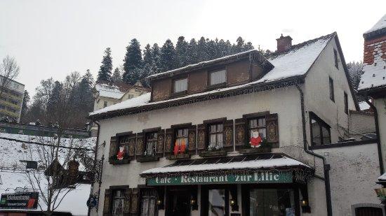 Landgasthof zur Lilie - Triberg..
