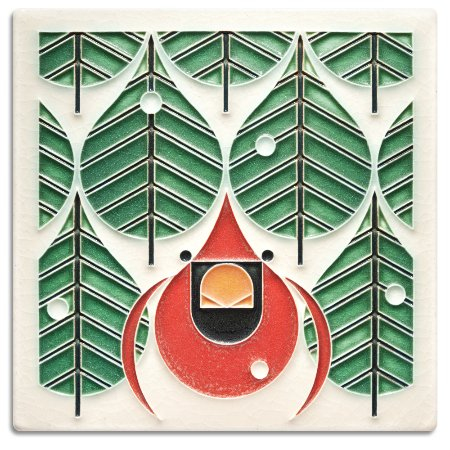 Ann Arbor based Motawi Tiles are a favorite in the shop.