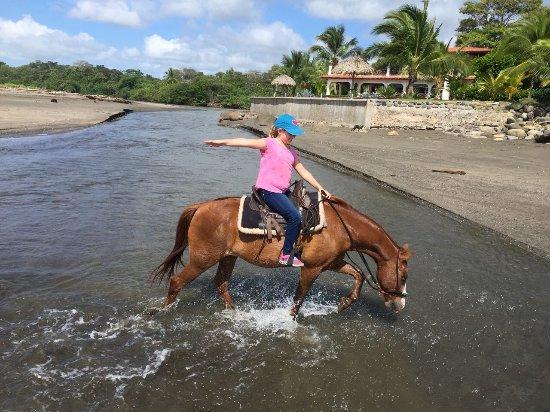 Esterillos Este, Kosta Rika: That feeling of freedom! ❤️