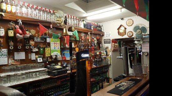 Claremorris, Ierland: PJ Byrnes
