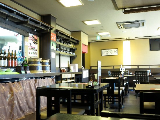 Otsuki, Ιαπωνία: 店内風景