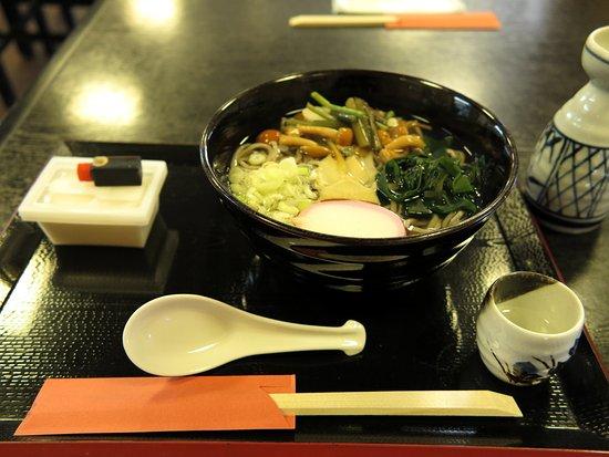 Otsuki, Ιαπωνία: 山菜そば