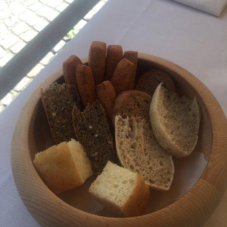 Lavis, Italië: Dall'antipasto al primo