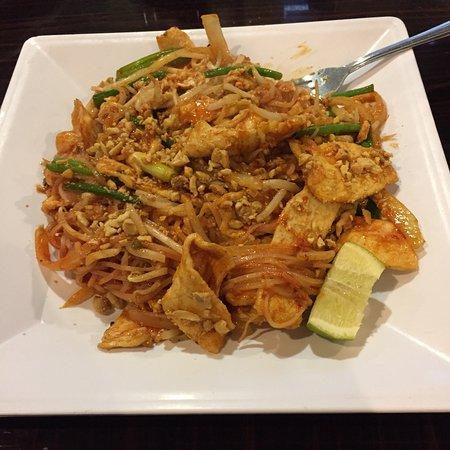 Thai Food Grapevine Tx