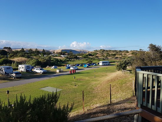 Jetty Caravan Park Normanville: What a beautiful morning in Normanville